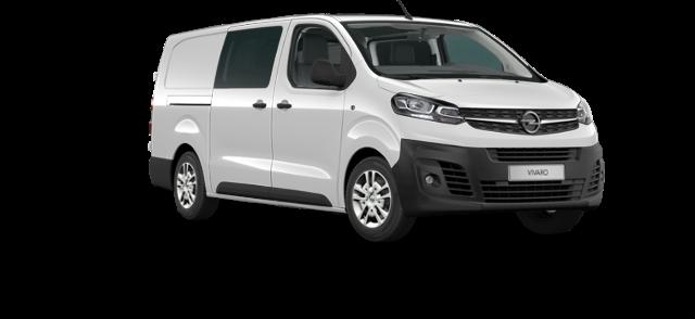 Opel Vivaro Doppia Cabina Fissa Enjoy 2.0 Diesel 120cv S&S MT6 L3H1