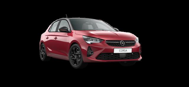 Opel Corsa GS Line 5 porte 1.2 100cv MT6
