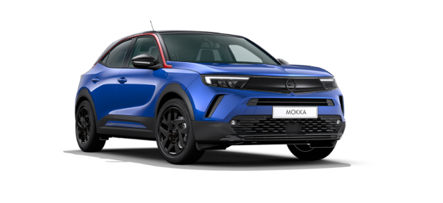 Opel Mokka Gs Line 1.2 T Benzina 100 cv MT6