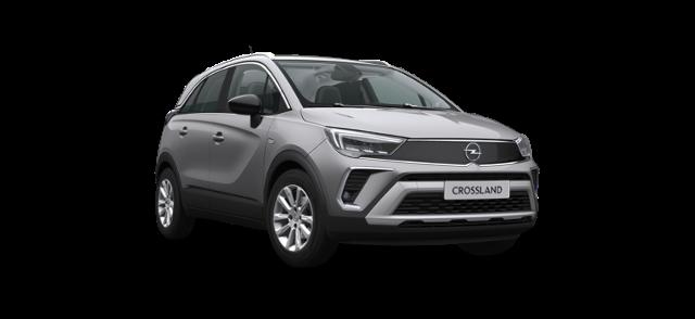 Opel Crossland Elegance 1.2 Benzina 110cv MT6